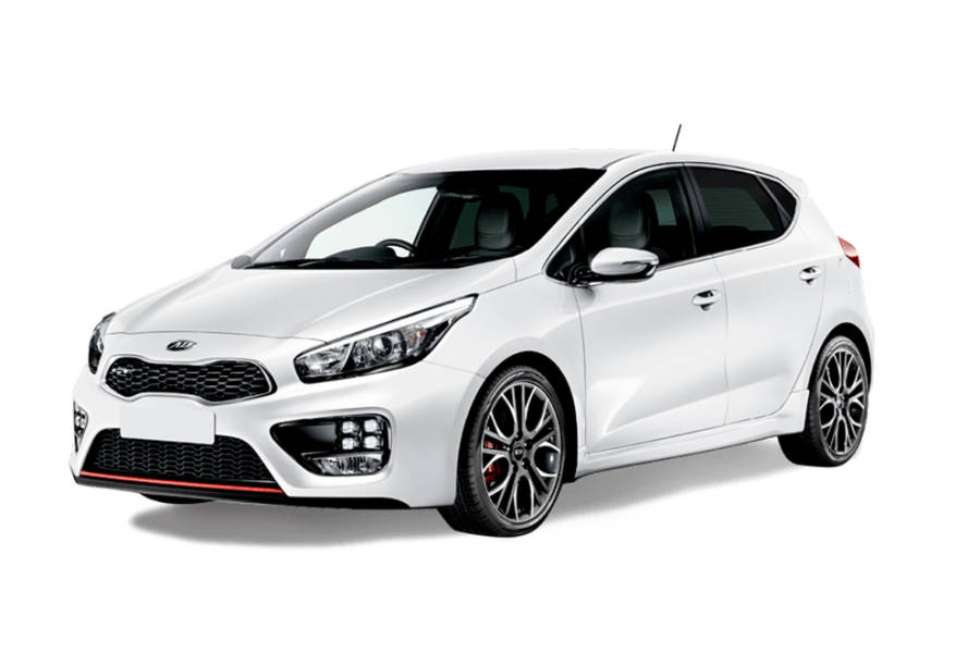 KIA CEED1.6 CRDI Car Hire Deals