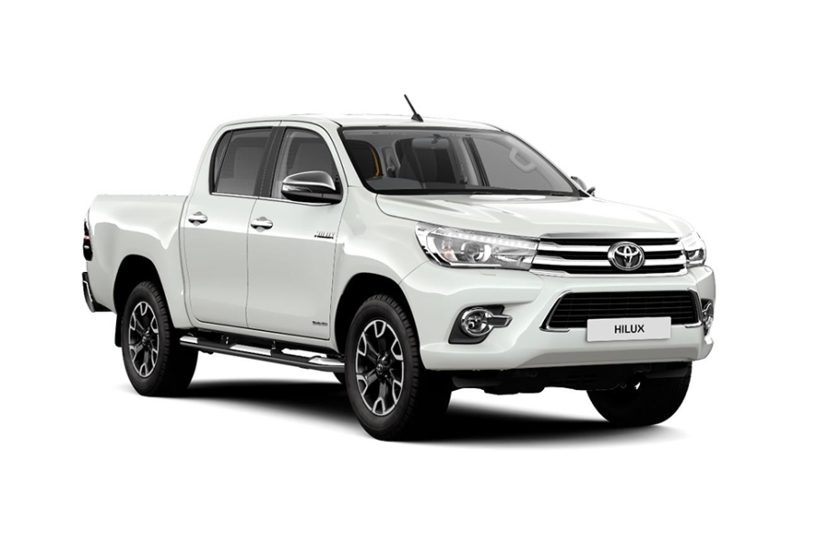 TOYOTA HI-LUX INVINCIBLE 4WD D-4D DCB Car Hire Deals