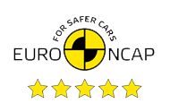 Regal Rental Euro-NCAP Five star safety rating