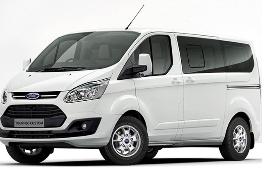 Ford Tourneo Car Hire Deals